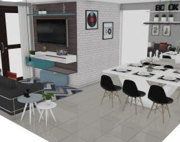 Sala Estar/Jantar