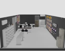 novo layout loja
