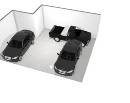 garagem de carros