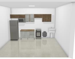 cozinha casamia madeira