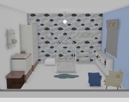 Meu projeto quarto Miguel/Stella