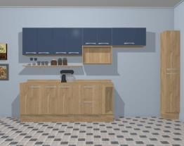 2028 - Planejadas Italínea - cozinha