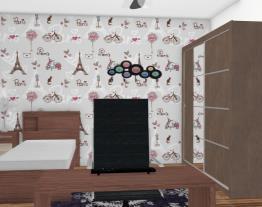 meu quarto <3