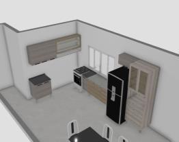 Cozinha Grande Futura Paneliero