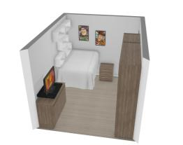 Elisandro - Dormitório Vinicius