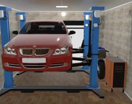 Garagem de sonho