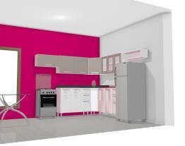 Essencial Bella - parede rosa1