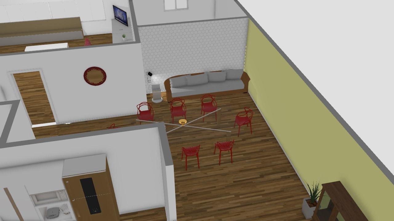Reformar apartamento atual