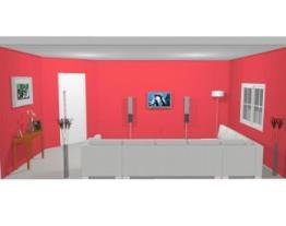 Essencial Bella - parede rosa3