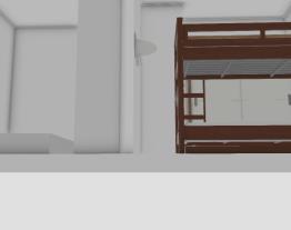 Casa simples de 4 cômodos