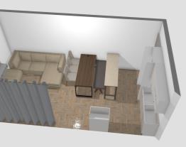 cozinha integrada 2