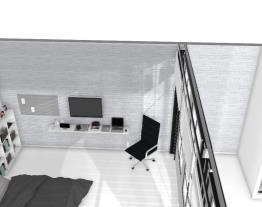 apartamento de solteiro moderno e sofisticado