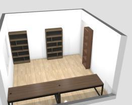 Projeto sala escritório
