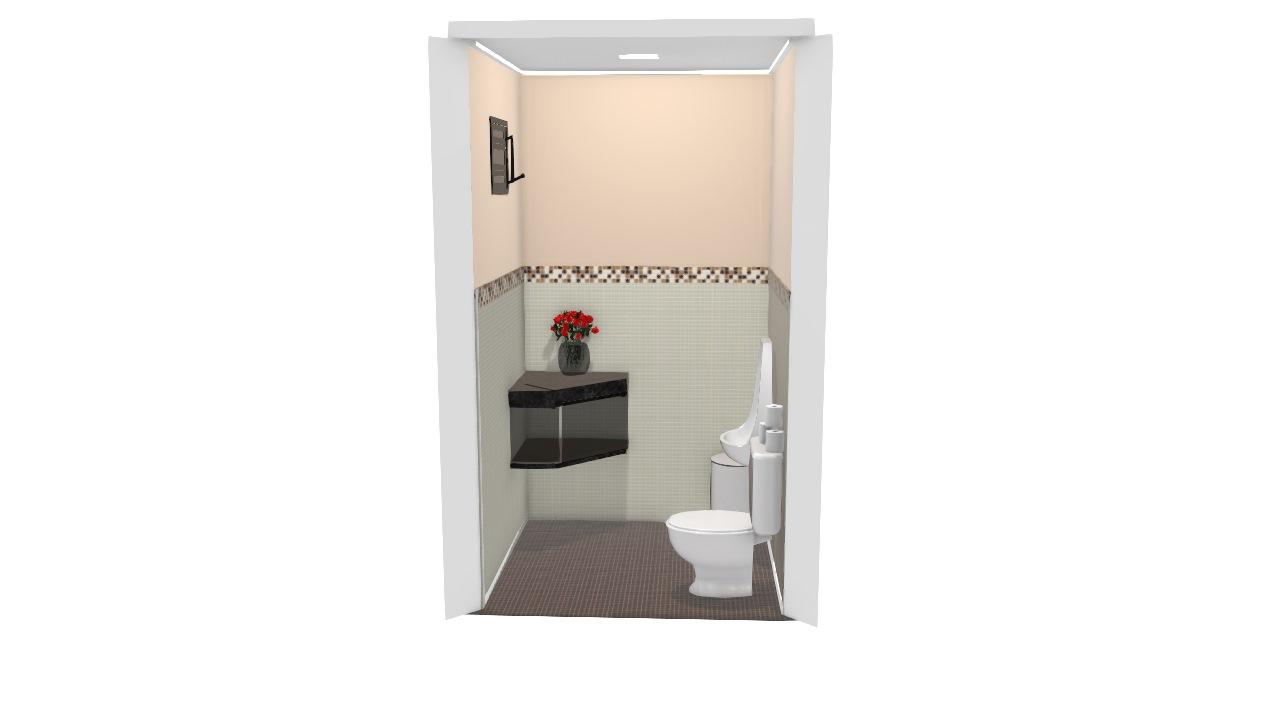 banheiro area lazer