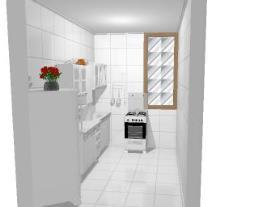 Cozinha - angulo 2