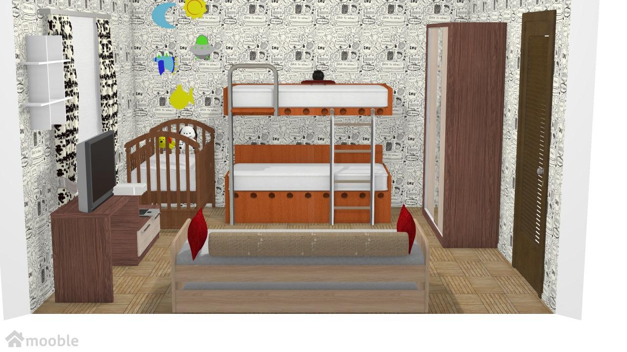 quarto nº 2 casa 33