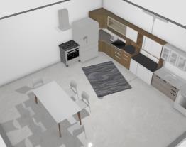 cozinha planejada para aline