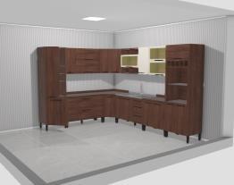 Cozinha de Canto
