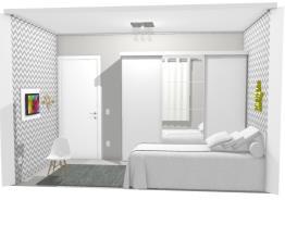 Meu quarto praiano II