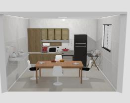 Meu projeto minha cozinha