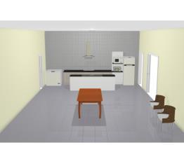 cozinha casa Dona Vandi