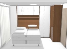 Projeto armário do quarto