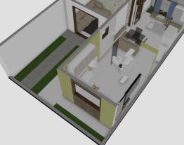 casa em terreno de 24x30