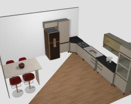 Cozinha teste 01
