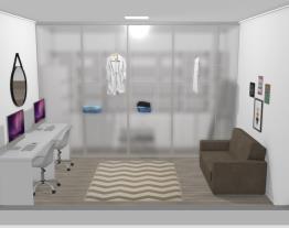 Closet+escritório