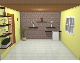Meu projeto área de serviço 2