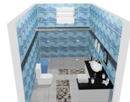 Banheiro social Polly