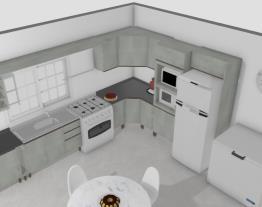 Cozinha - Mana 2