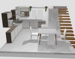 Meu projeto no Mooble, cozinha