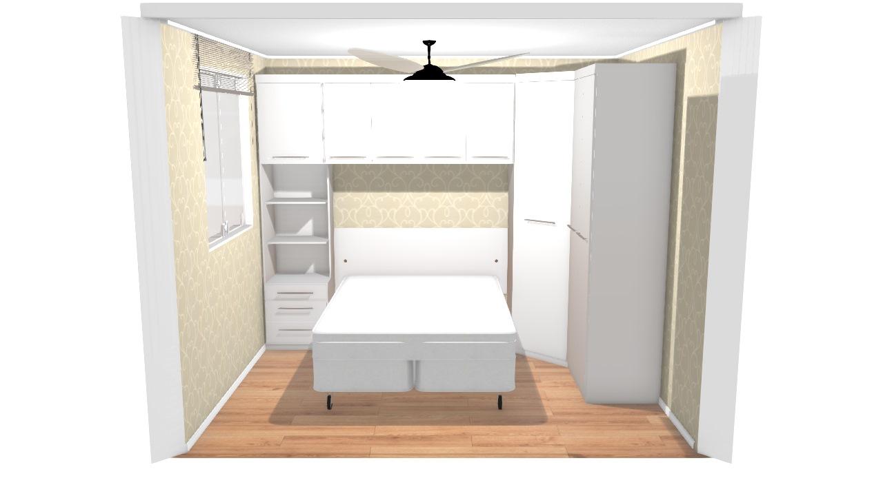Meu projeto Kappesberg - quarto casal