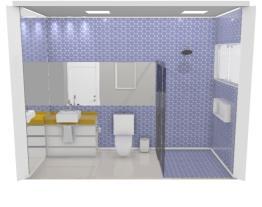 Banheiro de menino - Graziela Lara