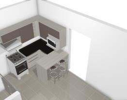 Cozinha de Iza