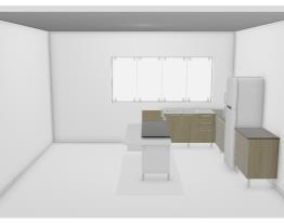 Cozinha nova cozinha