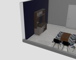 sala de estar, minha casa