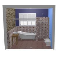 Rustic Bathroom 2