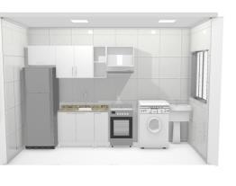 Cozinha Area de Serviço