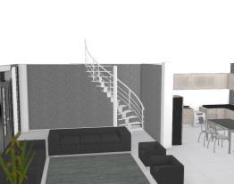 Casa nova - 12x7 - Térreo