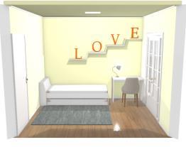 quarto lindo da Júlia
