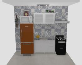 Cozinha apto 38 A