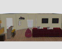 Dream house - basement
