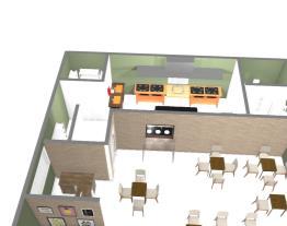cafeteria pleici