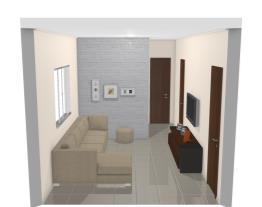 1-Sala com corredor