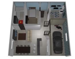 casa alugada