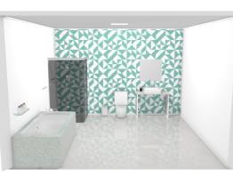 banheiro contemporanio