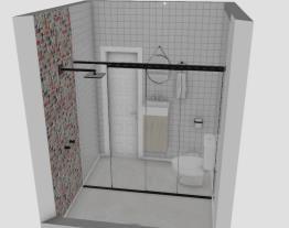 Banheiro Luzia