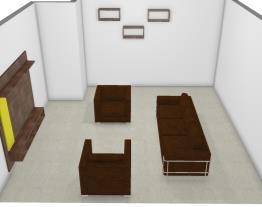 Meu projeto - Sala de Estar